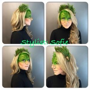Sofie Hassel - Makeup